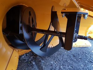 Helical rotor